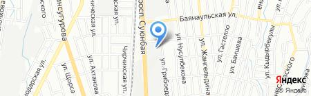 BEI Electro на карте Алматы