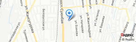 Ватан Казахстан Кабель на карте Алматы