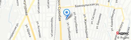 КазНИИРХ на карте Алматы