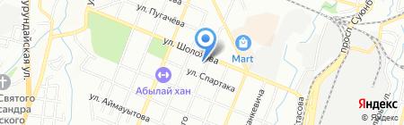 Fatima на карте Алматы