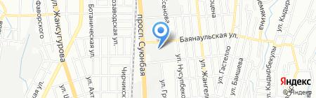 Medicus Center на карте Алматы