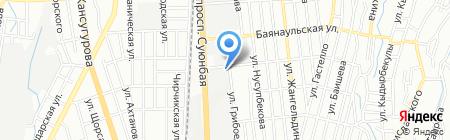 КАЗЭЛЕКТРОМОНТАЖ АО производственно-монтажная компания на карте Алматы