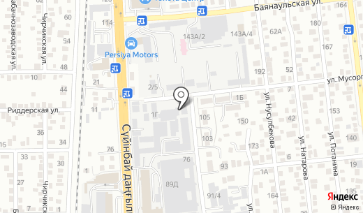 КАЗЭЛЕКТРОМОНТАЖ АО производственно-монтажная компания. Схема проезда в Алматы