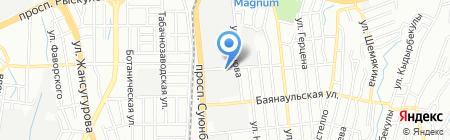 Полистирол Сервис на карте Алматы