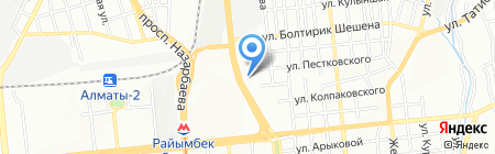 МедАспапОптика на карте Алматы