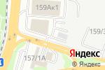 Схема проезда до компании IVECO в Алматы