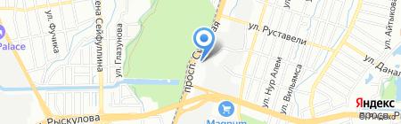 Производственно-торговая компания на карте Алматы