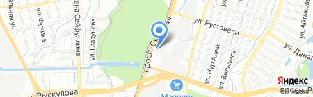MB SERVICE на карте Алматы