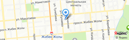Art Lucky com ТОО на карте Алматы