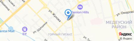 Assorty-Baby на карте Алматы