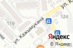 Схема проезда до компании Arlan SI в Алматы