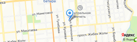 Poly M на карте Алматы