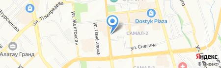 Van Cleef & Arpels на карте Алматы