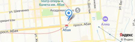 Шедевр на карте Алматы