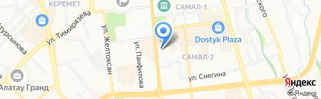 Boodoo design на карте Алматы