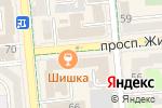Схема проезда до компании Cremona в Алматы