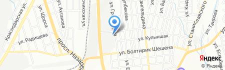 MG-Group на карте Алматы