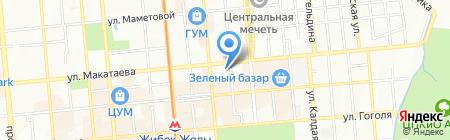 The Best ZOO на карте Алматы