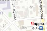 Схема проезда до компании Digis AV, ТОО в Алматы