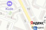 Схема проезда до компании Добрая в Алматы