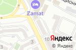 Схема проезда до компании Иссык в Алматы