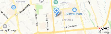 Premium Solutions на карте Алматы