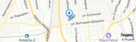 SPECBAZA KZ на карте Алматы
