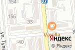 Схема проезда до компании Rivoli в Алматы