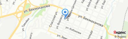 Elite M-Logistics на карте Алматы