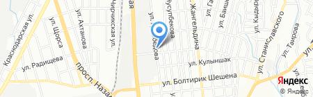 33 Удовольствия на карте Алматы