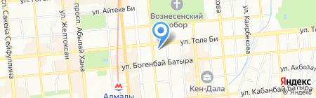 QUALITY CLASS на карте Алматы