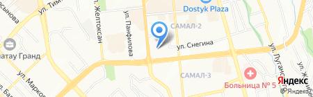 Транском Групп на карте Алматы