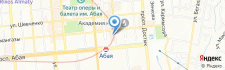 BookShop на карте Алматы