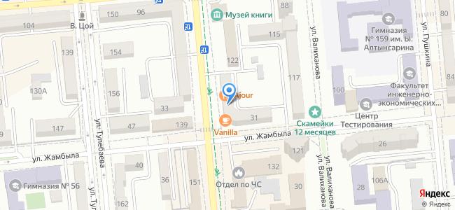 ул. Кунаева, 130