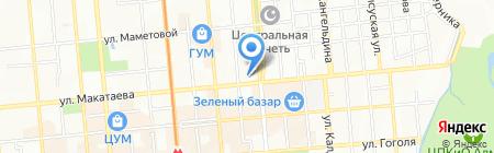 Нектар на карте Алматы