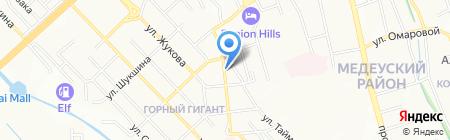 SoyuzTransLink на карте Алматы