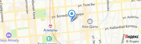 Sofi Aesthetic на карте Алматы