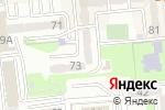 Схема проезда до компании Ойыл в Алматы