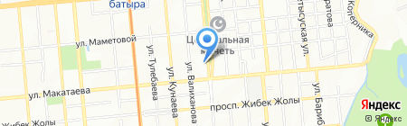 Diva & Man на карте Алматы