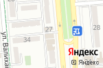 Схема проезда до компании Ауыл в Алматы