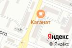 Схема проезда до компании Alazany в Алматы