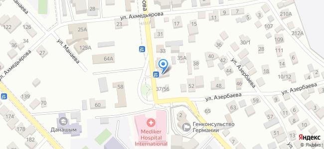 микрорайон Горный Гигант, улица Искендерова, 35Б