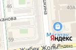 Схема проезда до компании Астра-Ломбард, ТОО в Алматы