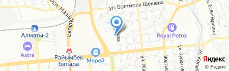 Beifa ТОО на карте Алматы