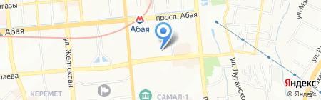 Ecology Service Print на карте Алматы