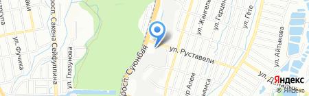 Минметалс Казахстан на карте Алматы