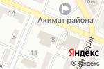 Схема проезда до компании Банкомат, ForteBank в Алматы