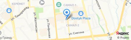 Строй Союз на карте Алматы