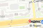 Схема проезда до компании NOBLE в Алматы