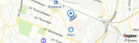 Новая жизнь на карте Алматы